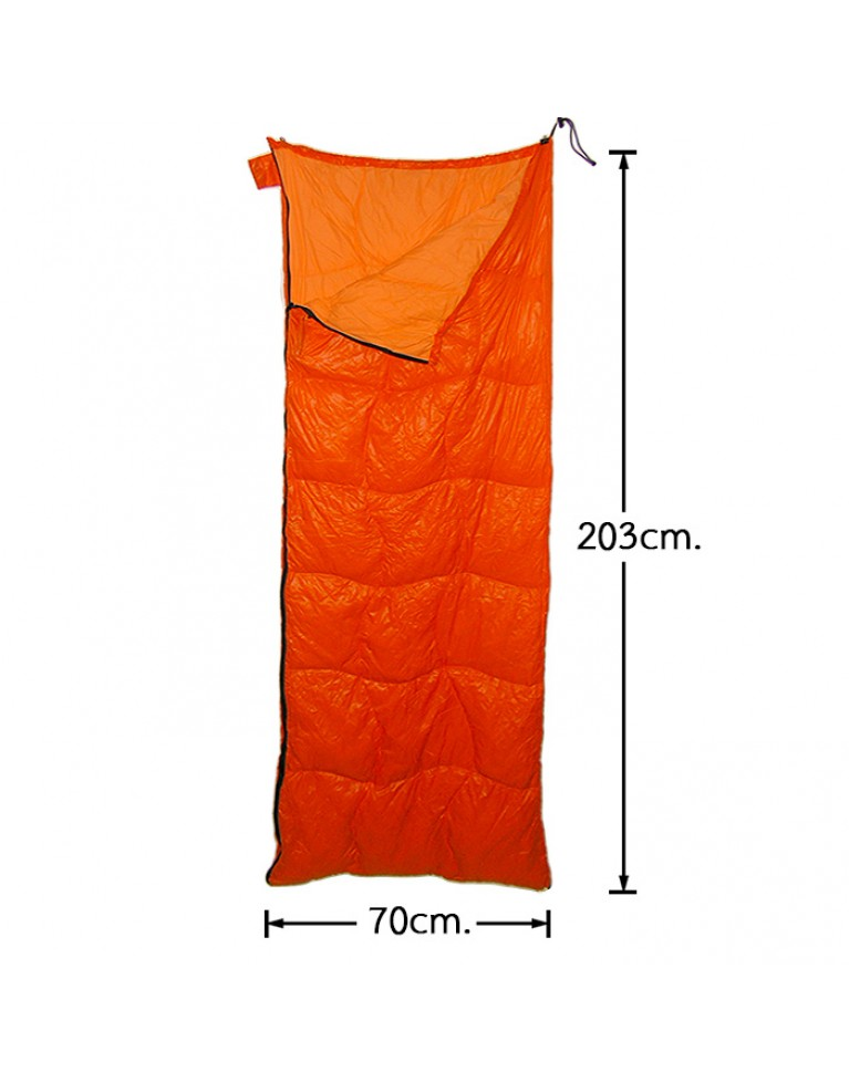 MISTY MOUNTAIN Down Sleeping Bag