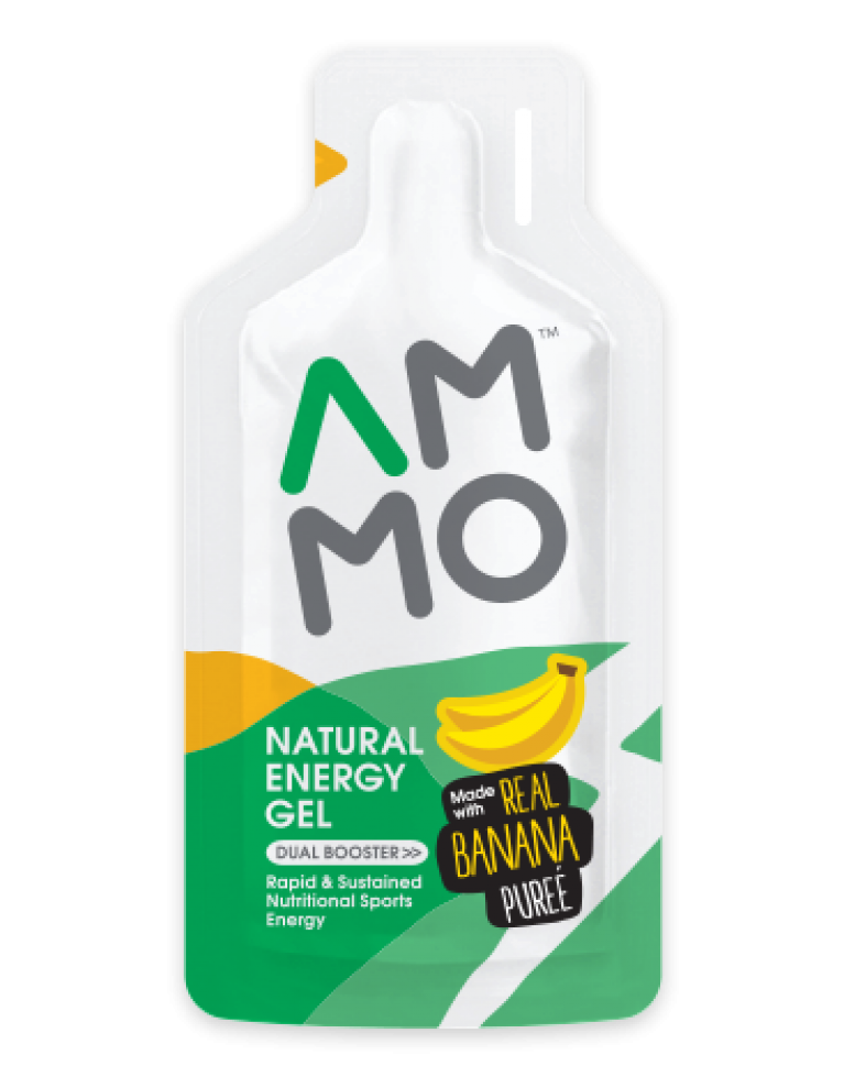 AMMO Natural Energy Gel