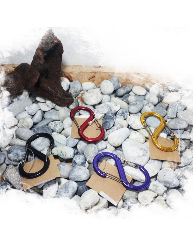 Carabiner S shape small
