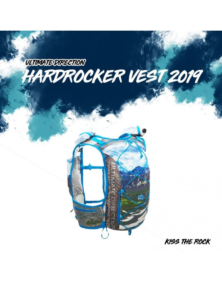 ULTIMATE DIRECTION HARDROCKER 2019 VEST