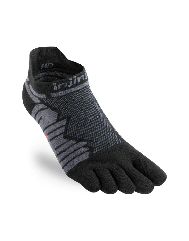Injinji Ultra Run No-Show Coolmax