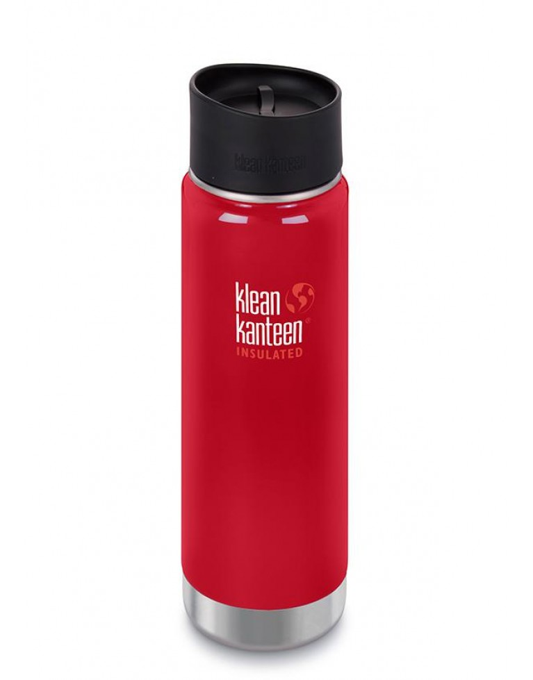 Klean Kanteen Insulated Wide 2018 20oz Cafe Cap