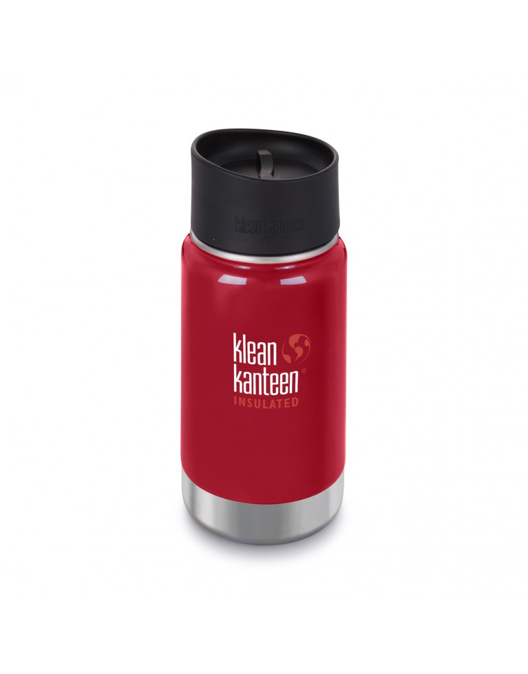 Klean Kanteen 12Oz Wide Cafe 2.0 Insulated 2018