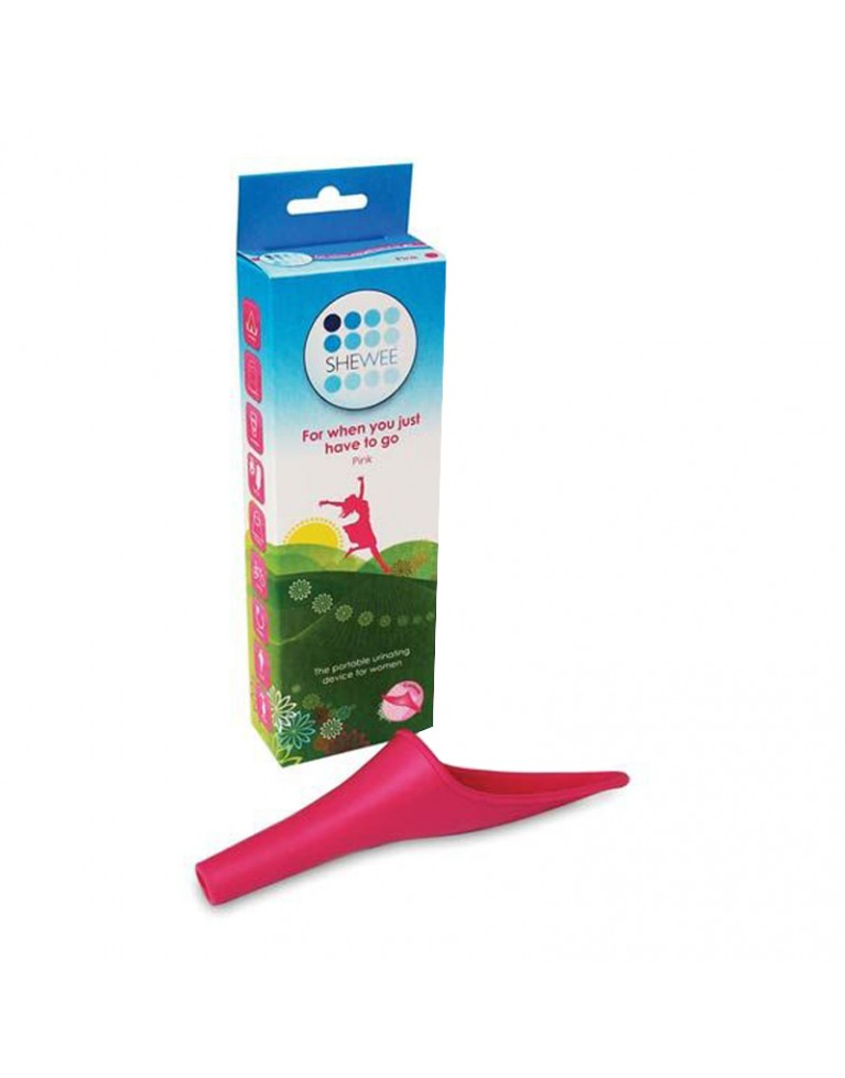 SHEWEE Portable Urinating Device for Women