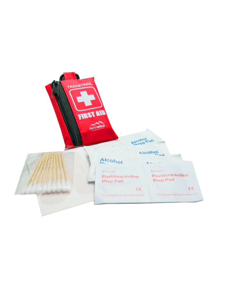 Pathwild First Aid Kit