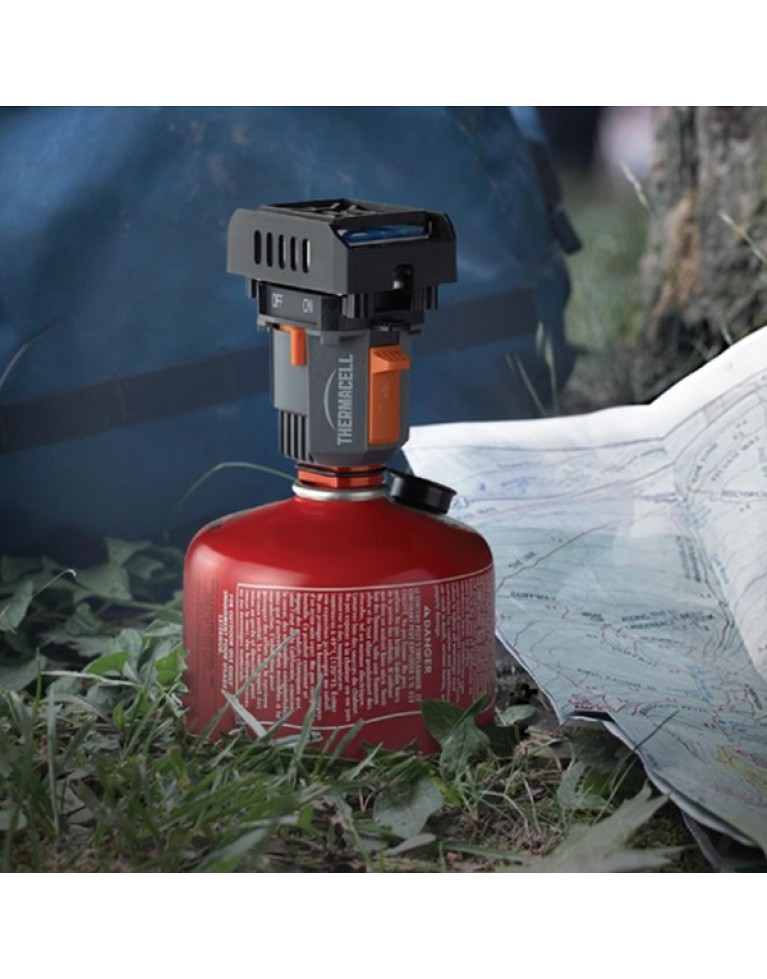 Backpacker mosquito repeller